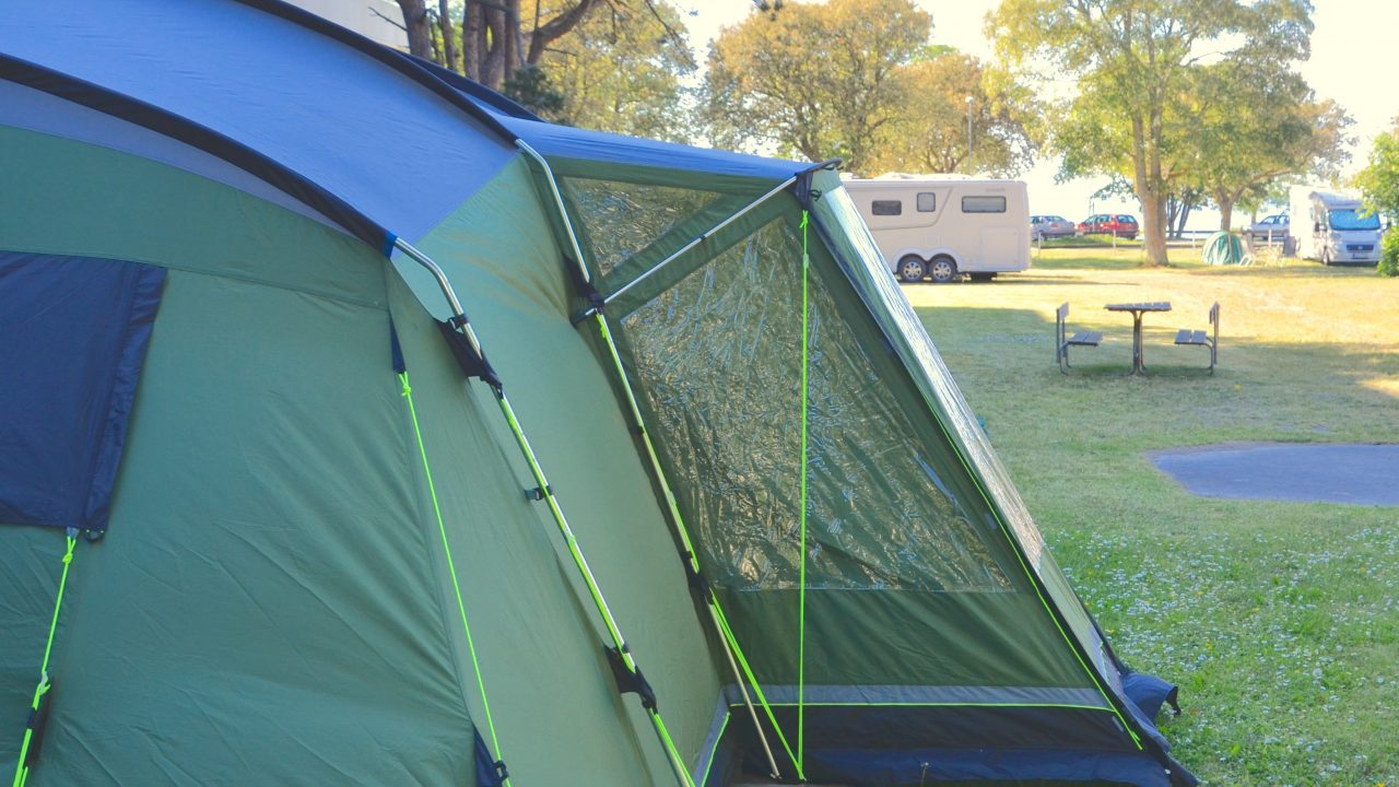 Tent – Best Accommodation Visby camping cottages