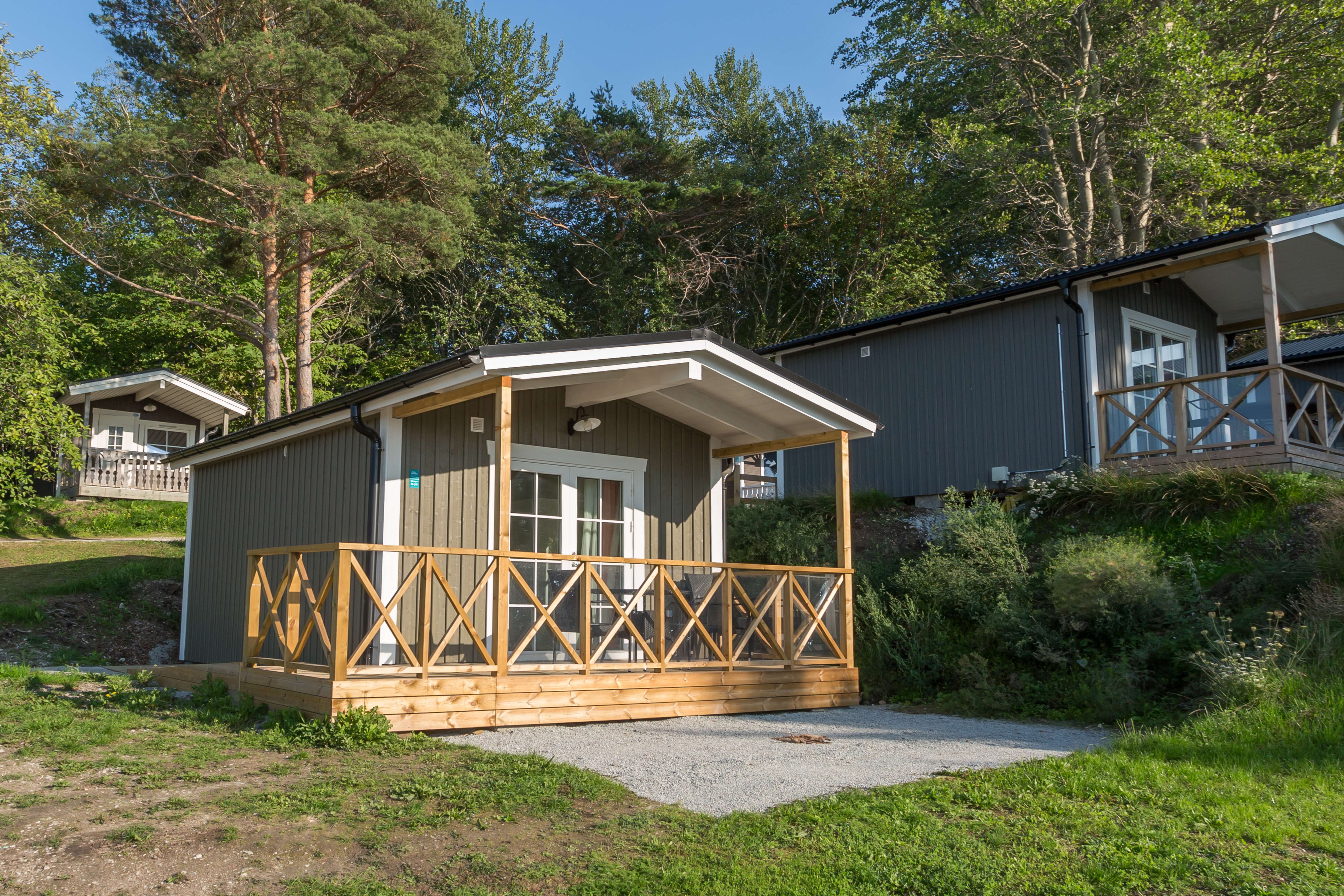 Best Accommodation Visby camping cottages – Visby strandby